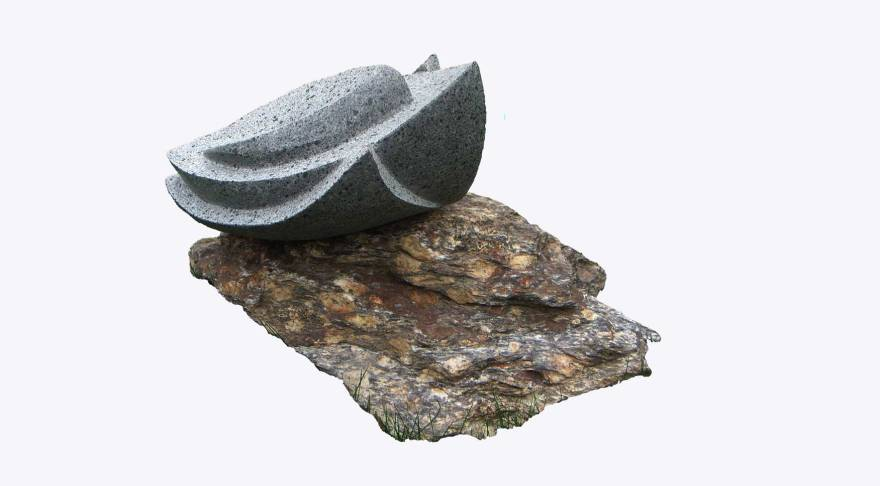 Bageal Granit et Gneiss 40x60x43 cm Ines Ferreira - 2012