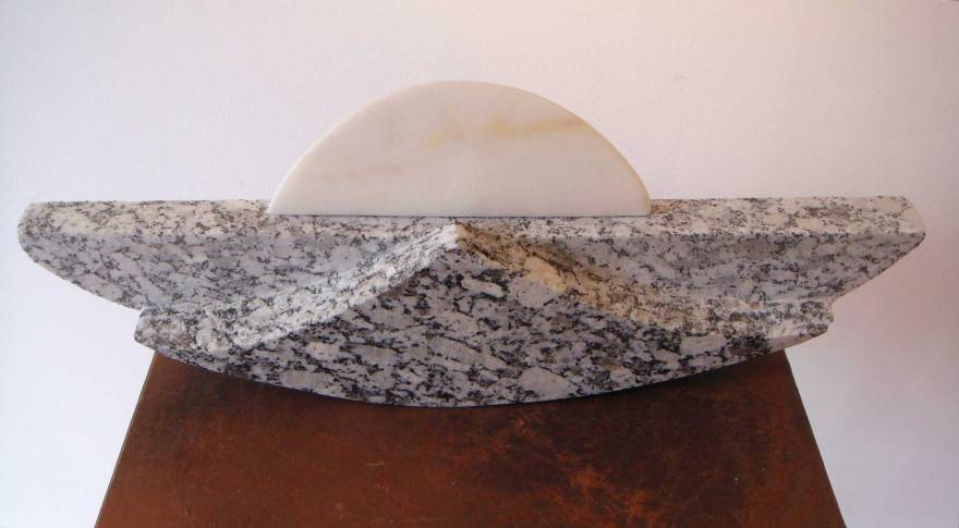 Paysage Granite d'Huelgoat et marbre d'Estremoz Ines Ferreira - 2013